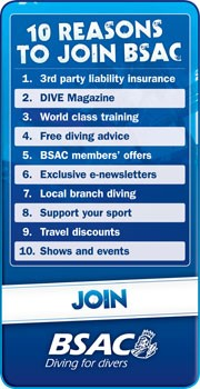 10 reasons to join BSAC